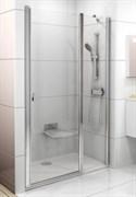 Дверь душевая Ravak CSD2-100  белый+стекло Transparent