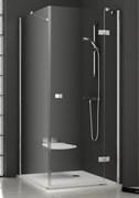 Дверь душевая Ravak SMPS-80 L хром + Транспарент