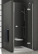 Дверь душевая Ravak SMSD2-110 B-R хром + Транспарент