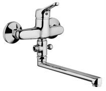 Смеситель Paini Bios 05CR119LMKM для ванны